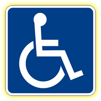Kalmes Restaurant & Catering Banquet Facility is Handicap Accessible | ADA Americans with Disabilities Act